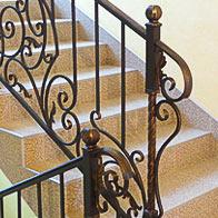 Кованные лестницы и перила