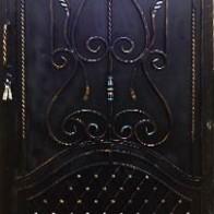 Кованые ворота и калитки в Туле
